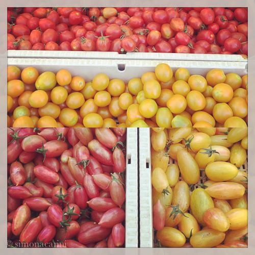 cherry tomatoes / IMG_1973